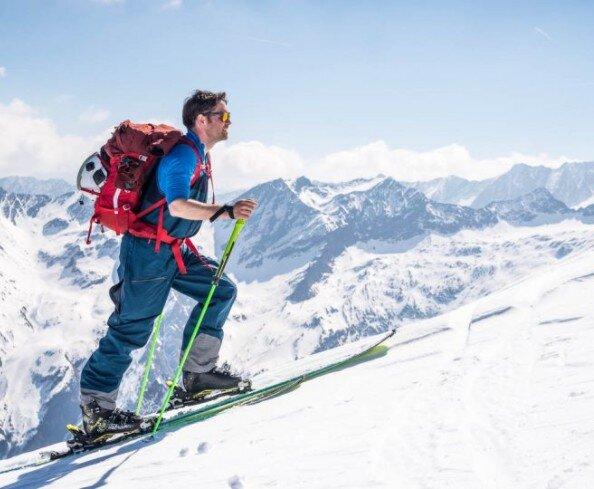 Skitouren. Bijzondere ervaring