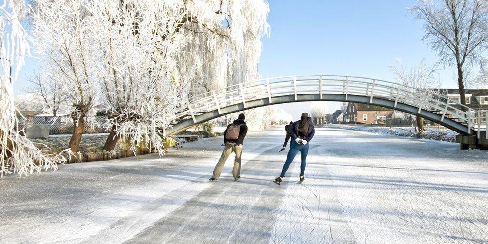 Veilig schaatsen doe je zo!