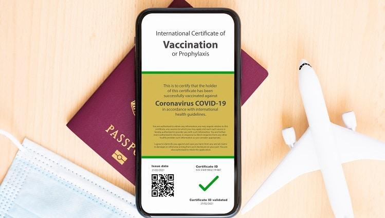 Digitaal vaccinatiepaspoort: op EU-niveau regelen svp!