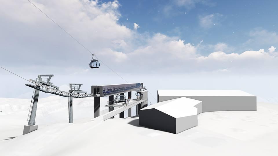 Nieuwe Rotkogelbahn in Hochsolden vanaf komend seizoen