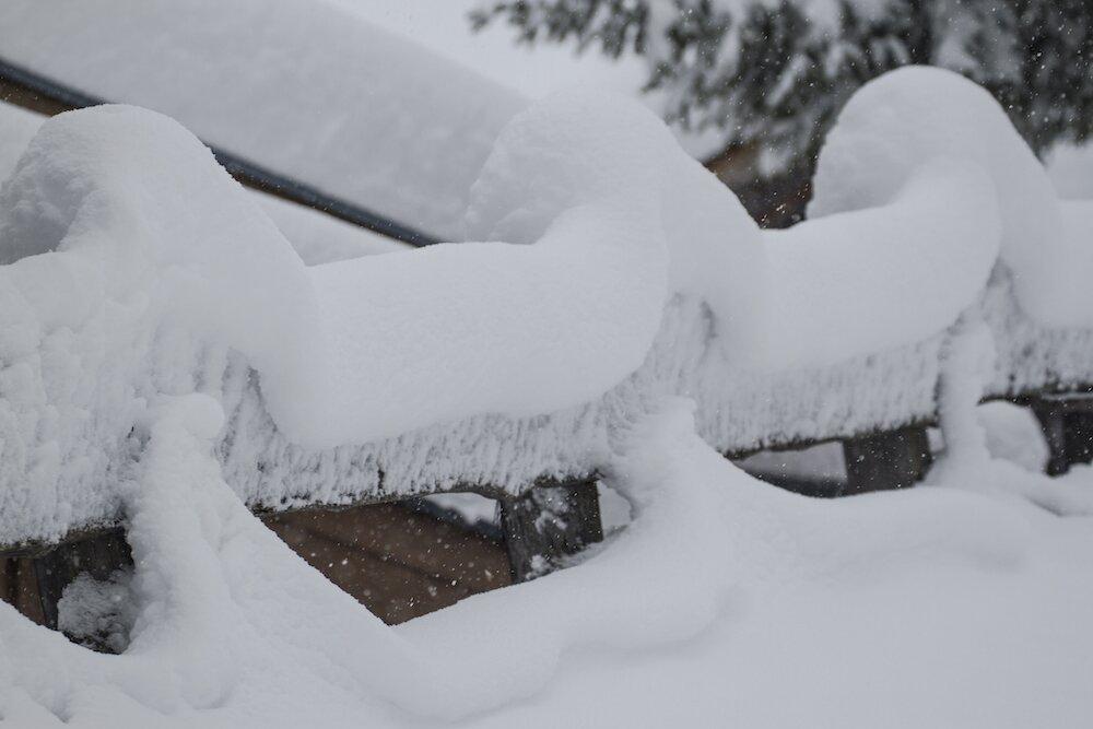 Langverwachte sneeuwdump komt eraan!
