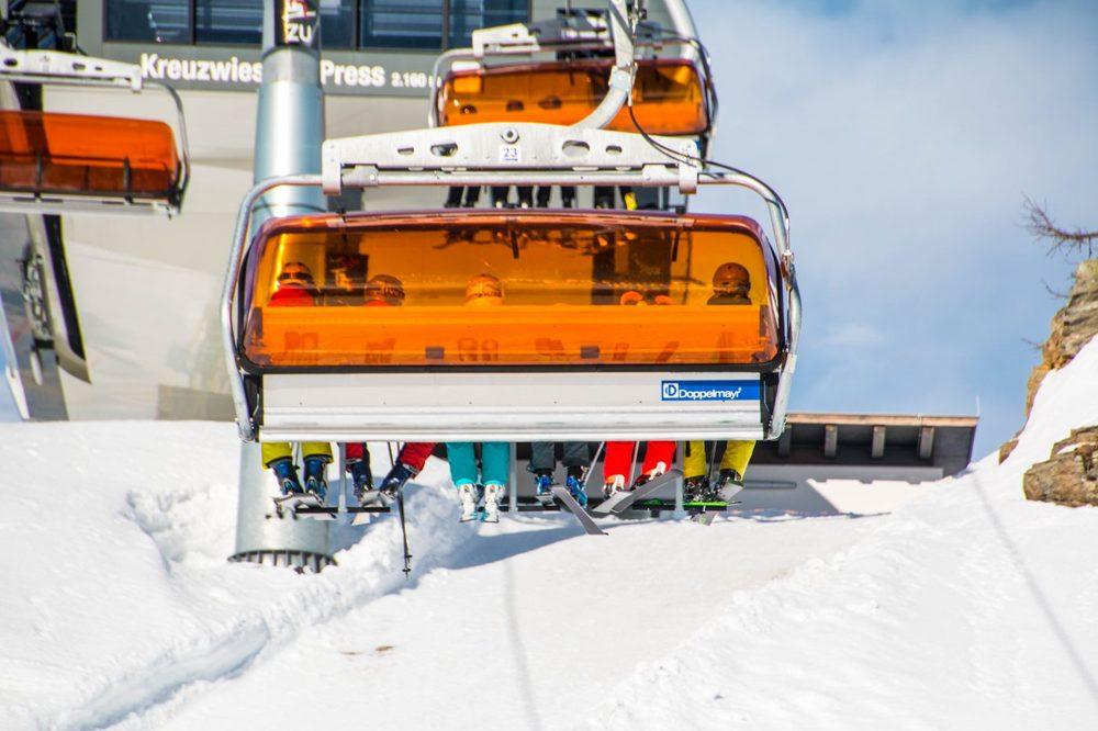 Zeer succesvolle winter voor Oostenrijkse liftmaatschappijen
