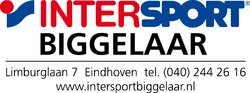 Logo Intersport Biggelaar