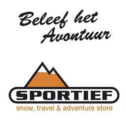 Logo Sportief Snow, Travel & Adventure Store